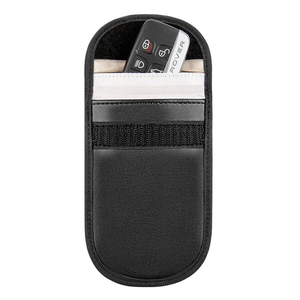 Image 5 - Car Key Signal Blocker Case Faraday Cage Fob Pouch Keyless RFID Blocking Bag