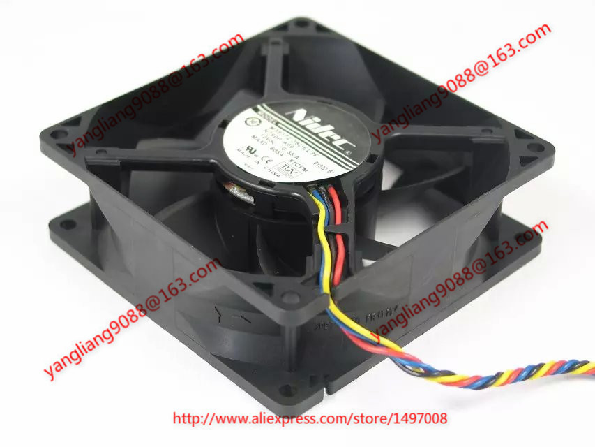 NIDEC M35172-35DEL3F N790P-A00 DC 12V 0.55A    92x92x32mm Server  Square fan v n chavda m n popat and p j rathod farmers' perception about usefulness of agriculture extension system