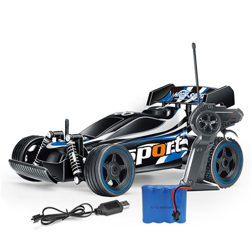 1:16 voiture télécommandée Auto radiocommandée RC dérive haute vitesse modèle jouets avec batterie Rechargeable Simulation véhicule jouet