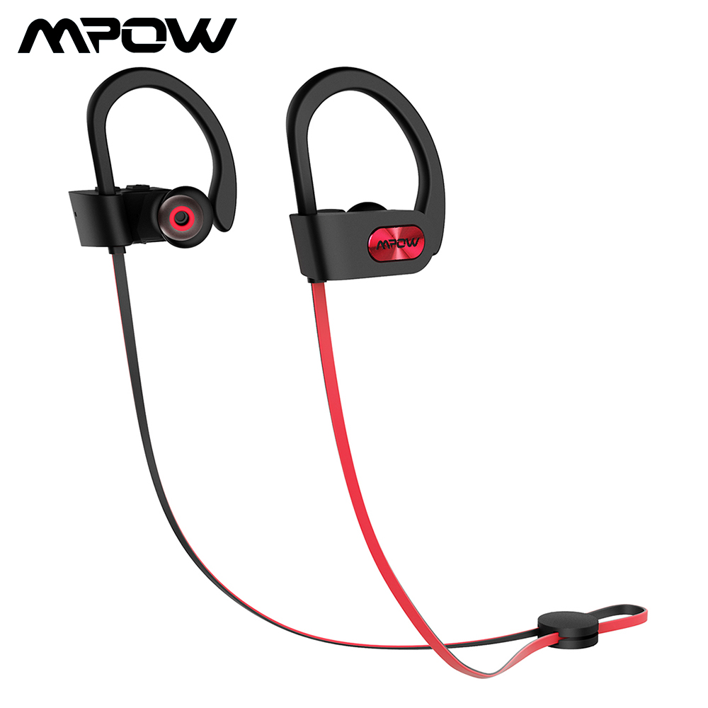 e3d9c4be368 Mpow Flame 088A Bluetooth Earphone IPX7 Waterproof Wireless Headphones  Sports Earphone Earbud For iOS Xiaomi Android Smartphone