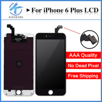 10PCS LOT AAA Quality 5 5 Inch For IPhone 6 Plus LCD Complete Display Screen With