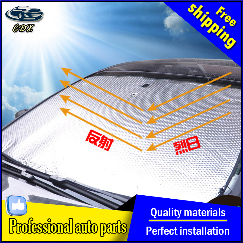 car styling For Ford Focus Sunshade 2012-2015 For Ford Focus Sun visor  front and rear side windows file AKD car styling - everything solar ce11200ef35