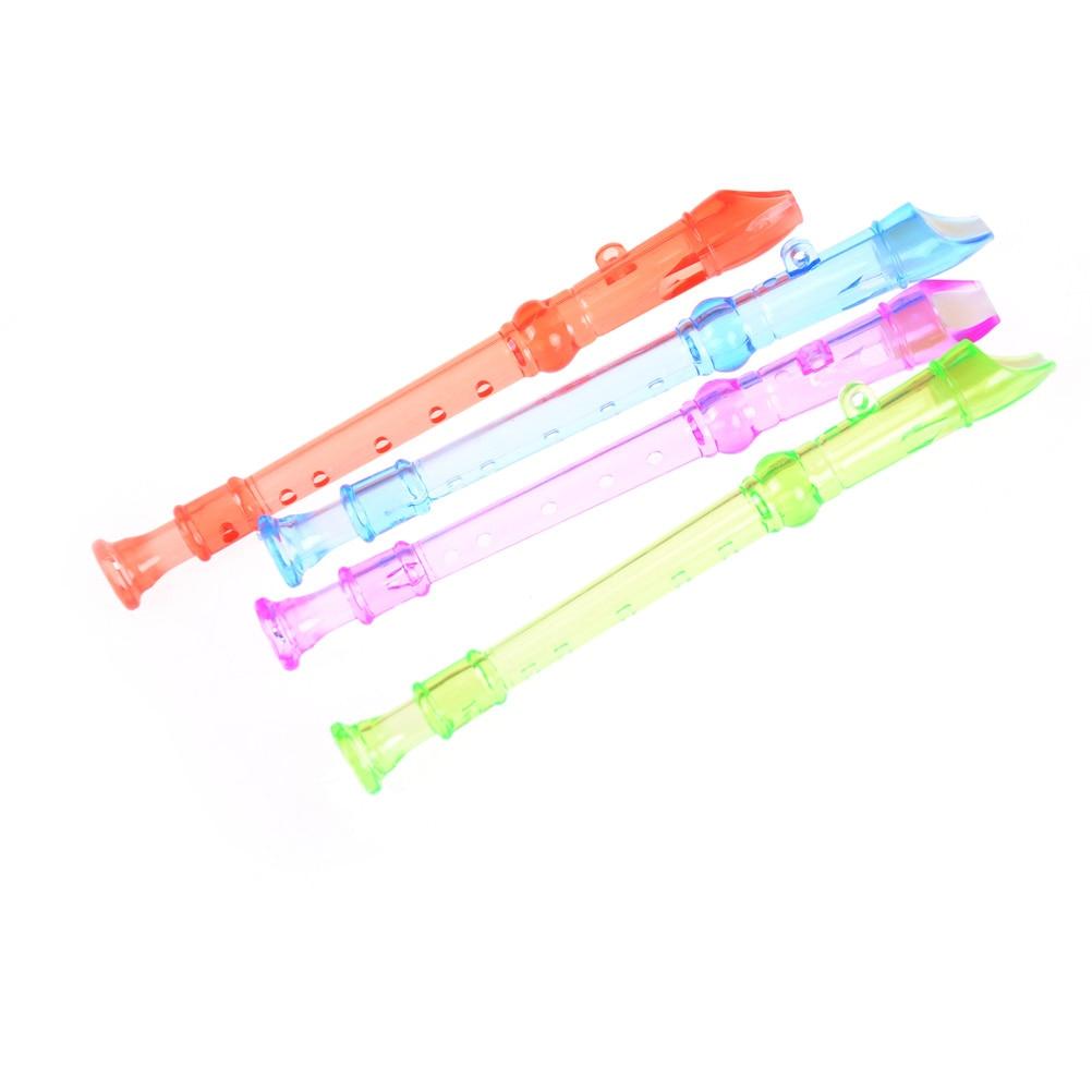 1 St Creatieve Muziek Instrument Fluitje Kleuterschool Studie Gereedschap Kleine Baby Kids Educatief Speelgoed Verjaardagscadeau Willekeurige Kleur