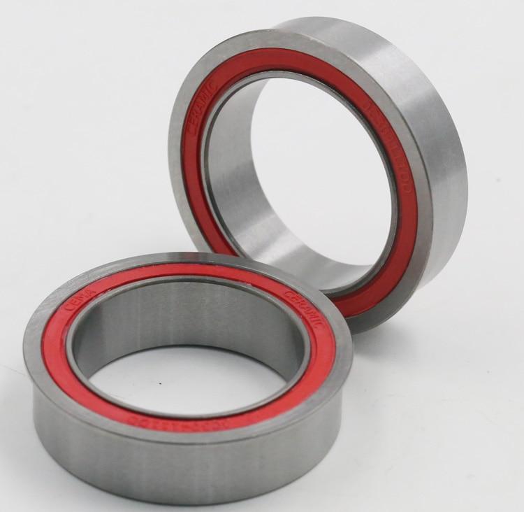 J/&L PF4130 Ceramic Bottom Bracket-BB30//30mm on BB92//BB86 for FSA//ROTOR 3D//SRAM