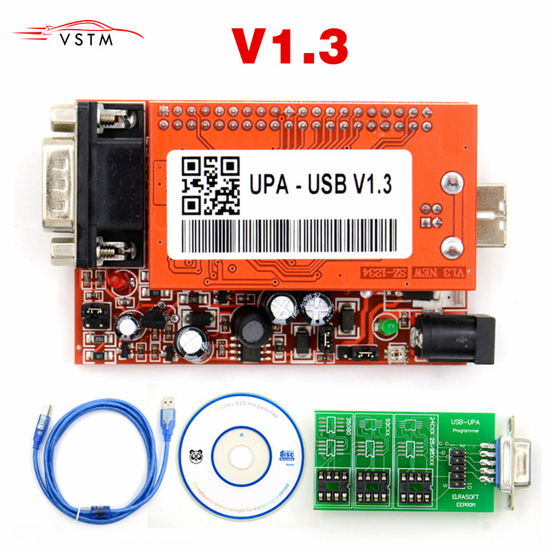 2019  UPA USB Programmer For 2013 Version Main Unit UPA USB 1.3 For Sale Free Shipping(China)