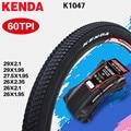 Новые велосипедные шины 26 27 5 29 дюймов 1 95 2 1 2 35 дюймов ширина 60TPI анти прокол горный велосипед шины Велоспорт pneu mtb 29 велосипедные шины