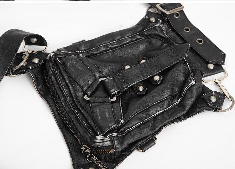 móvel bolsa sacos couro genuíno fanny cintura pacote