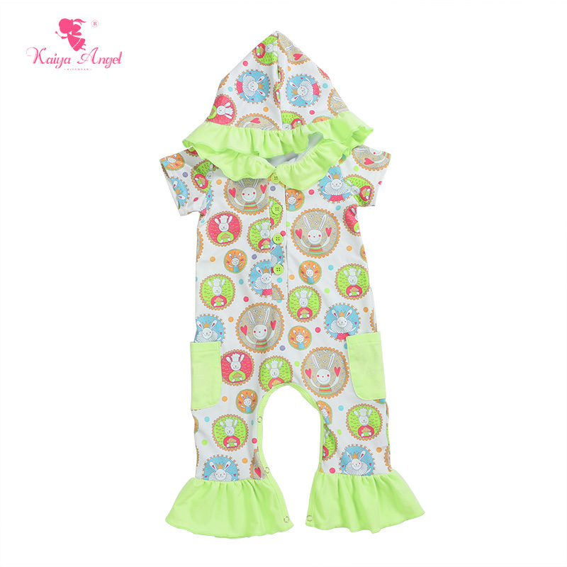Easter Bunny And Chick Baby Romper Suits Various Designs And Sizes Available