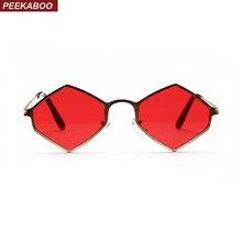 0061bce78bd7b0 Coucou losange lunettes de soleil femmes vintage 2018 d été violet jaune  rose rouge lunettes