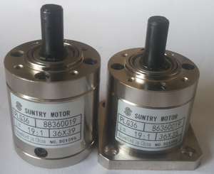 Image 3 - Quality 36mm Planetary reducer gearbox Diameter 36mm Used with dc motor / Square For Step Motor