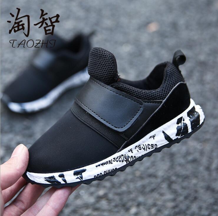 2017 merk kids sportschoenen kind casual schoenen vrouwelijke jongens - Kinderschoenen - Foto 4