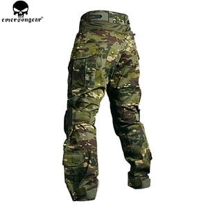 EMERSONGEAR армейские штаны Военные охотничьи Тактические штаны с наколенниками Мультикам тропические страйкбольные тактические штаны для пейнтбола