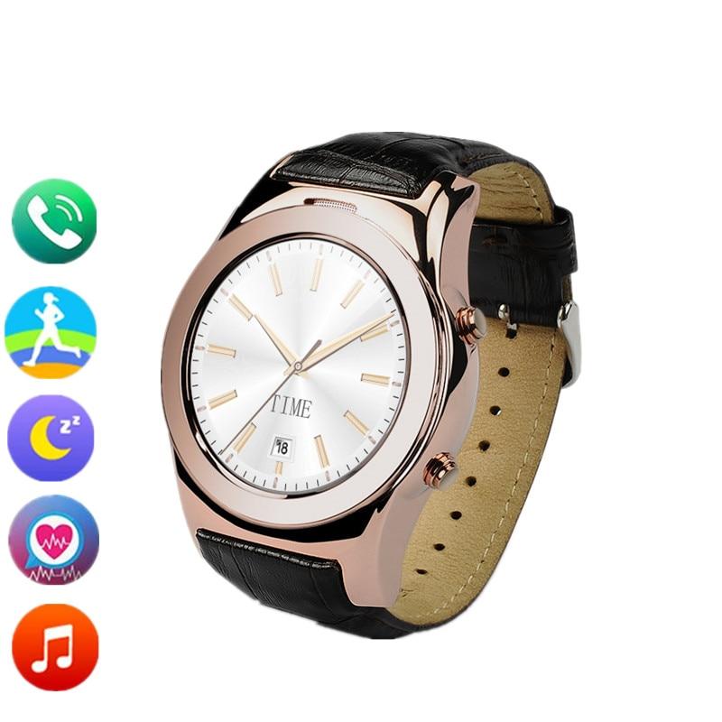 New Bluetooth Smart Watch LW01 Smartwatch Heart Rate ...