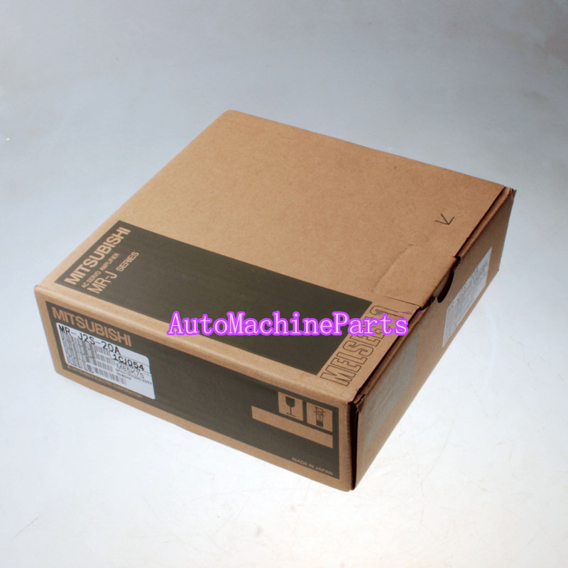 1PC New in Box For Mitsubishi AC Servo Amplifier MR-J2S-20A mr j2s 60b mrj2s60b new original factory ac servo amplifier servo drive