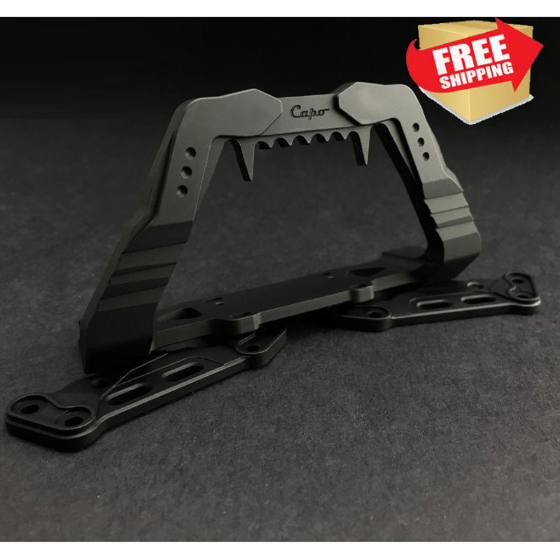 RC Model car Capo ACE1 front bumper Toxic tooth upgrade parts CD158265