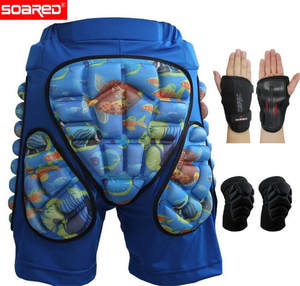 SOARED Hip-Protector Skating Snowboarding Ski Skiing Sports Outdoor Kids Children Men