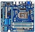 Оригинал GA-Z77M-D3H ПРОЦЕССОРЫ LGA 1155 DDR3 Z77M-D3H доски 32 ГБ Micro-ATX Z77 Рабочего Материнская Плата
