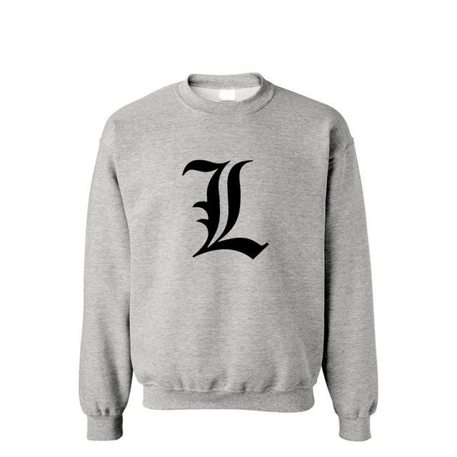 Sweatshirts death note