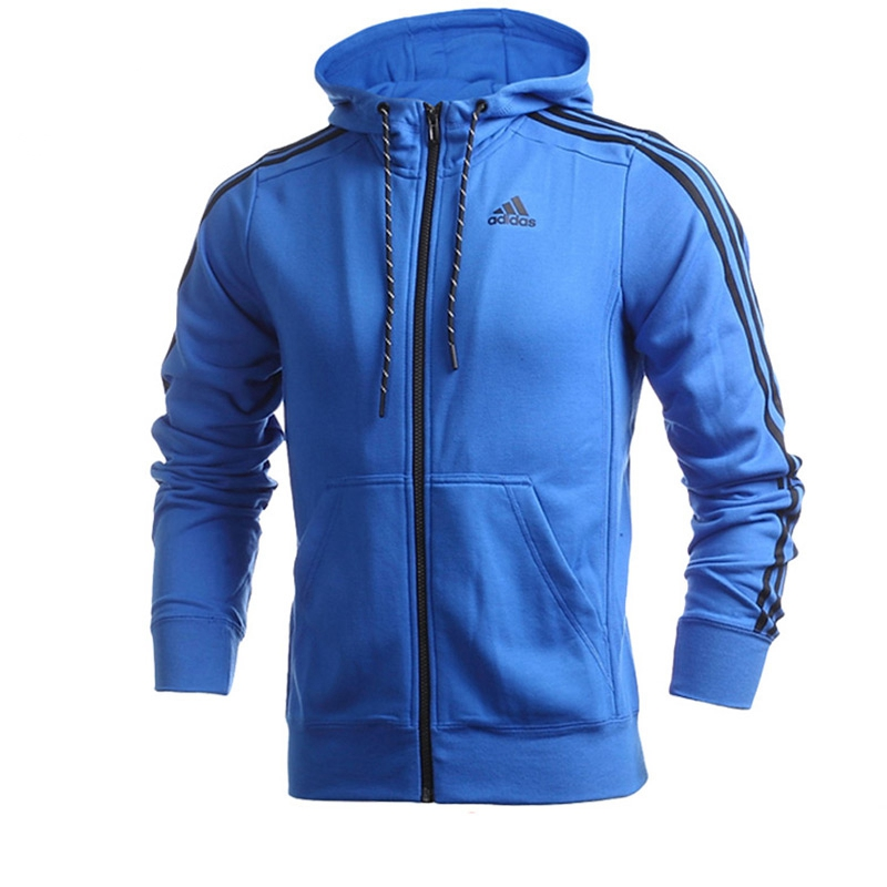 adidas hooded jacket