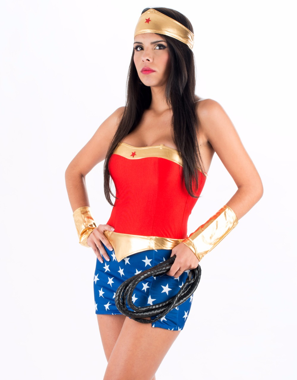 Plus Size Halloween Costumes 2019.Us 17 71 36 Off 2019 Hot Sale High Quality Halloween Costumes Women Fantasias Party Superhero Sexy Wonder Woman Costume Plus Size M Xl In Movie Tv