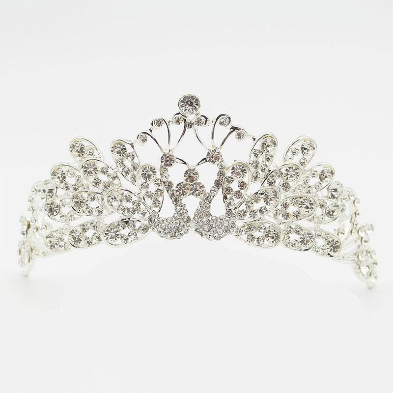 Rhinestone Headband Bridals