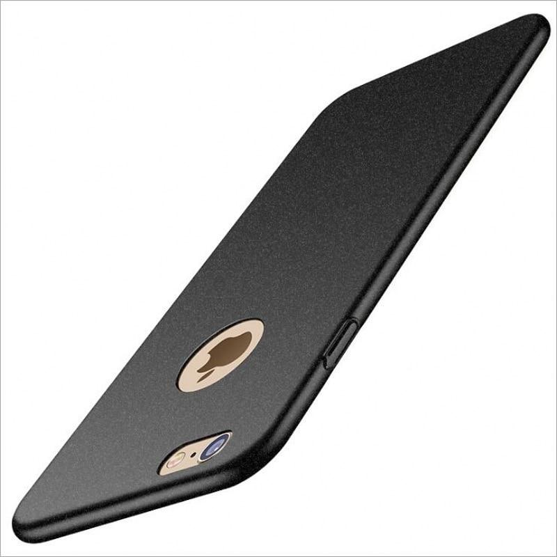 Matte PC Hard Phone Bag Case For iPhone 6 6 Plus 6s 6 s Plus Case Cover For iPhone 6s Plus Cover No Fingerprint AntiSlip