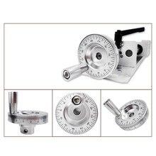 Hand-Wheel 3d-Printer Metal CNC with Scale Slide Special-Screw Laser Bore-Diameter 8/10MM