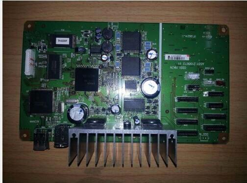 placa principal original c589 principal para epson r1800 mainboard