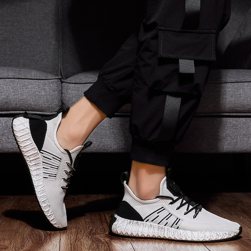 Rommedal men 39 s sport shoes clunky sneakers male air mesh adult flat comfortable breath jogging casual shoes wholesale price 2019 in Men 39 s Casual Shoes from Shoes