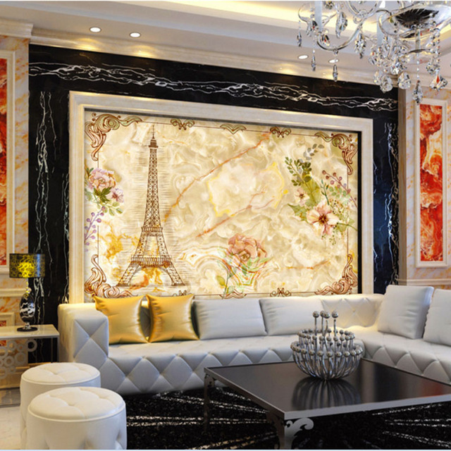 modern custom 3d home decor wallpaper simple fashion nordic vintage ...