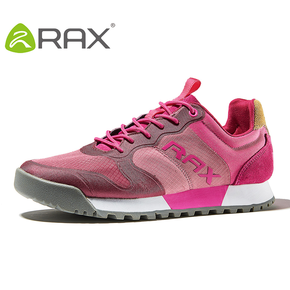 Rax 2017 Running Shoes Outdoor Breathable Walking Shoes Lightweight Sneakers Womans Snekaers Woman Sports Shoes