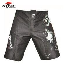 Sotf 2015 Nieuwe Mma Muay Thai Boksen Vechten Shorts Pantalones Mma Kick Boxing Shorts Pantalones Boxeo Hoge Kwaliteit Gratis Winkelen
