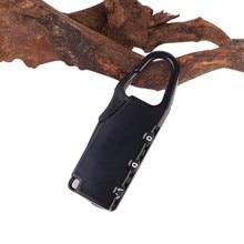 outdoor Multi-Tool Password Lock Anti-Rust Waterproof Super Hard Alloy Combination Locks For Luggage Suitcase Bag Locke