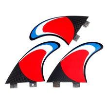 3 шт fcs m/g5 sup доска для серфинга из стекловолокна с сотовыми