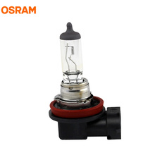 OSRAM H11 12V 55W PGJ19-2 3200K 64211 Original Line Bulb Headlight Standard Lighting Day Running Bulb Car Halogen Lamps 1X