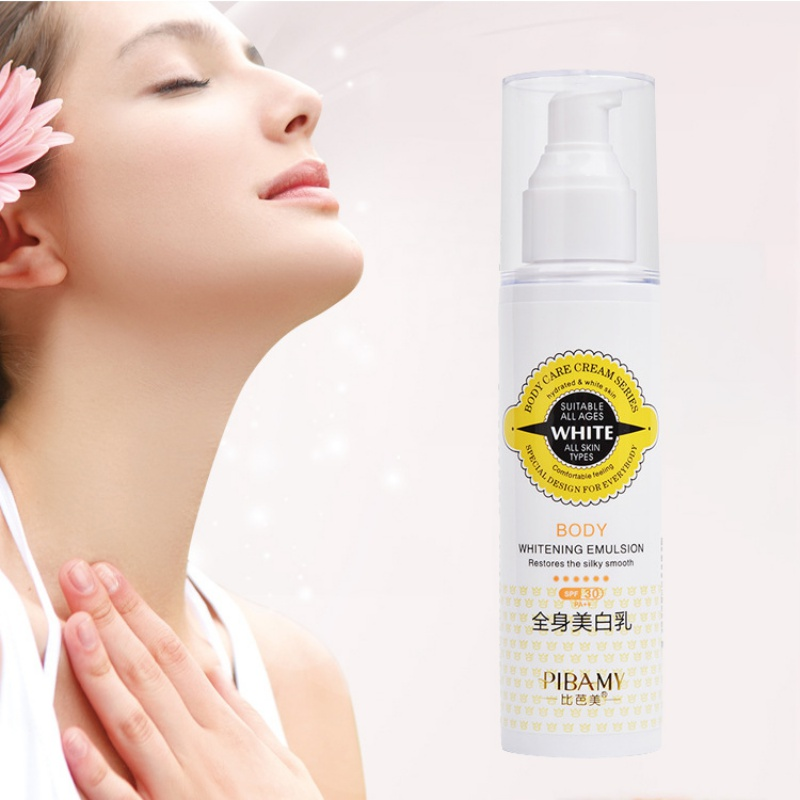 clinic clear whitening body lotion reviews