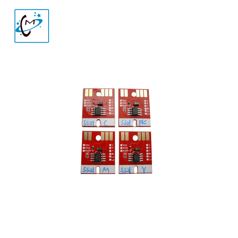 For Mimaki JV300 JV3 JV33 JV5 JV4 CJV30 TX2 Printer CMYK Mimaki ink cartridge Permanent chip BS3 ES3 SS21 SB52 SB53 4pcs 5 pcs printer spare part ink damper suiable for mimaki jv5 jv33