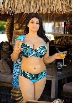 Printed Leopard Bikini