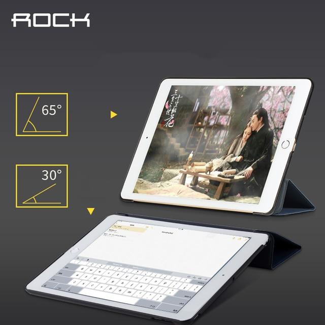 Cho iPad 2017 New phiên bản 9.7 inch Tablet PC trường hợp ROCK tablet pc case