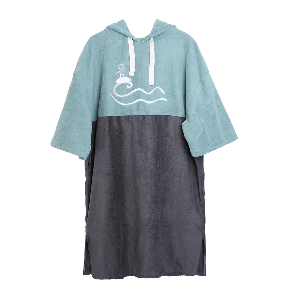com capuz banho terno para caiaque férias