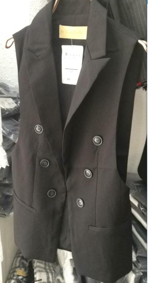 Cheap button vests