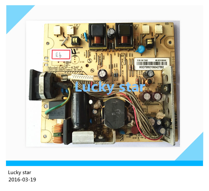 все цены на Original power supply board EADP-43AF A онлайн