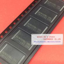 [10 шт./1 партия] 100% Новый оригинал: IS62WV5128BLL-55HLI-TR IS62WV5128BLL-55HLI (4 МБ 512Kx8 55ns Async) чип памяти
