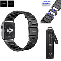 Original HOCO Watch Strap for Apple Watch Band Series 1 2 3 4 Stainless Steel Metal Watchbands for iWatch 38mm 42mm 40mm 44mm