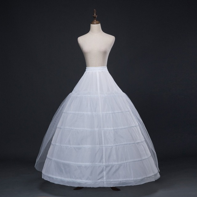 Gifts Wedding Petticoats Increase Bridal Petticoat Six Steel Double Yarn King Panniers