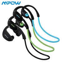 Mpow Cheetah MBH6 2nd génération sans fil Bluetooth 4.1 casque avec micro mains libres appel AptX Sport écouteur pour Smartphones