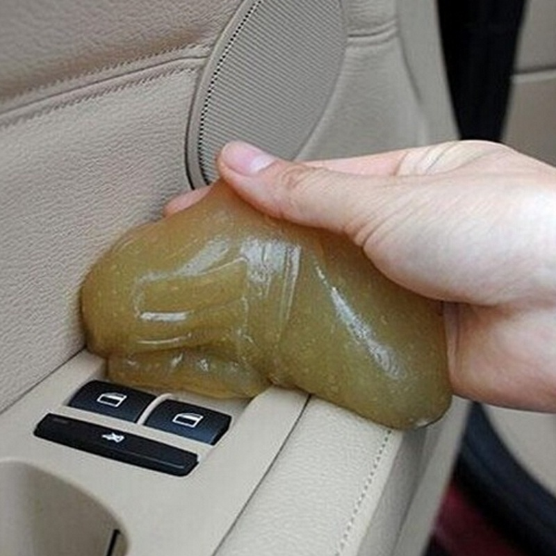 Cleaning-Tool Glue-Panel Dashboard Mud-Remover Dirt-Cleaner Laptop Dust Air-Vent Soft-Gel