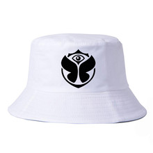 TomorrowLand Rock Band bucket hats Fashion Summer Casual Snapback safari fisherman hat harajuku pop Basin caps