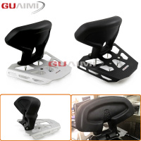 For BMW F800GS 2008 2017 F800 GS ADV 2009 2017 F700GS 2013 2017 F650GS 2008 2012 Motorcycle Backrest Luggage Rack Set