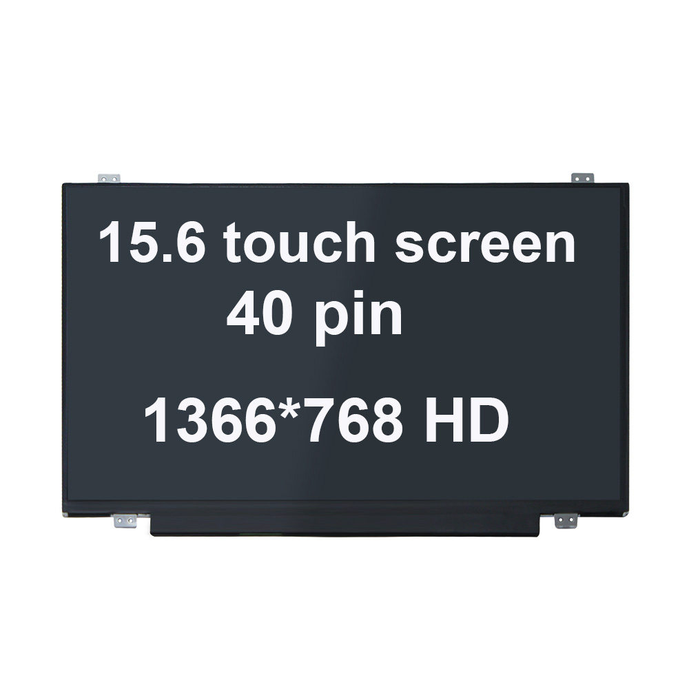 15.6  For HP TouchSmart 15-G317CL LED LCD Touch Screen Display Assembly 1366x768 HD 40pin15.6  For HP TouchSmart 15-G317CL LED LCD Touch Screen Display Assembly 1366x768 HD 40pin